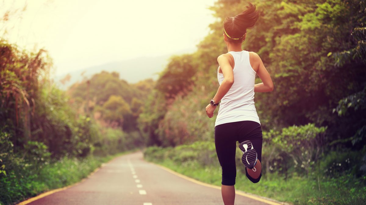 How to Start Running By Yourself